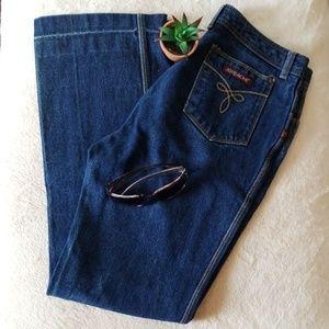 60s & 70s Vintage Jordache High Waisted Mom Jeans